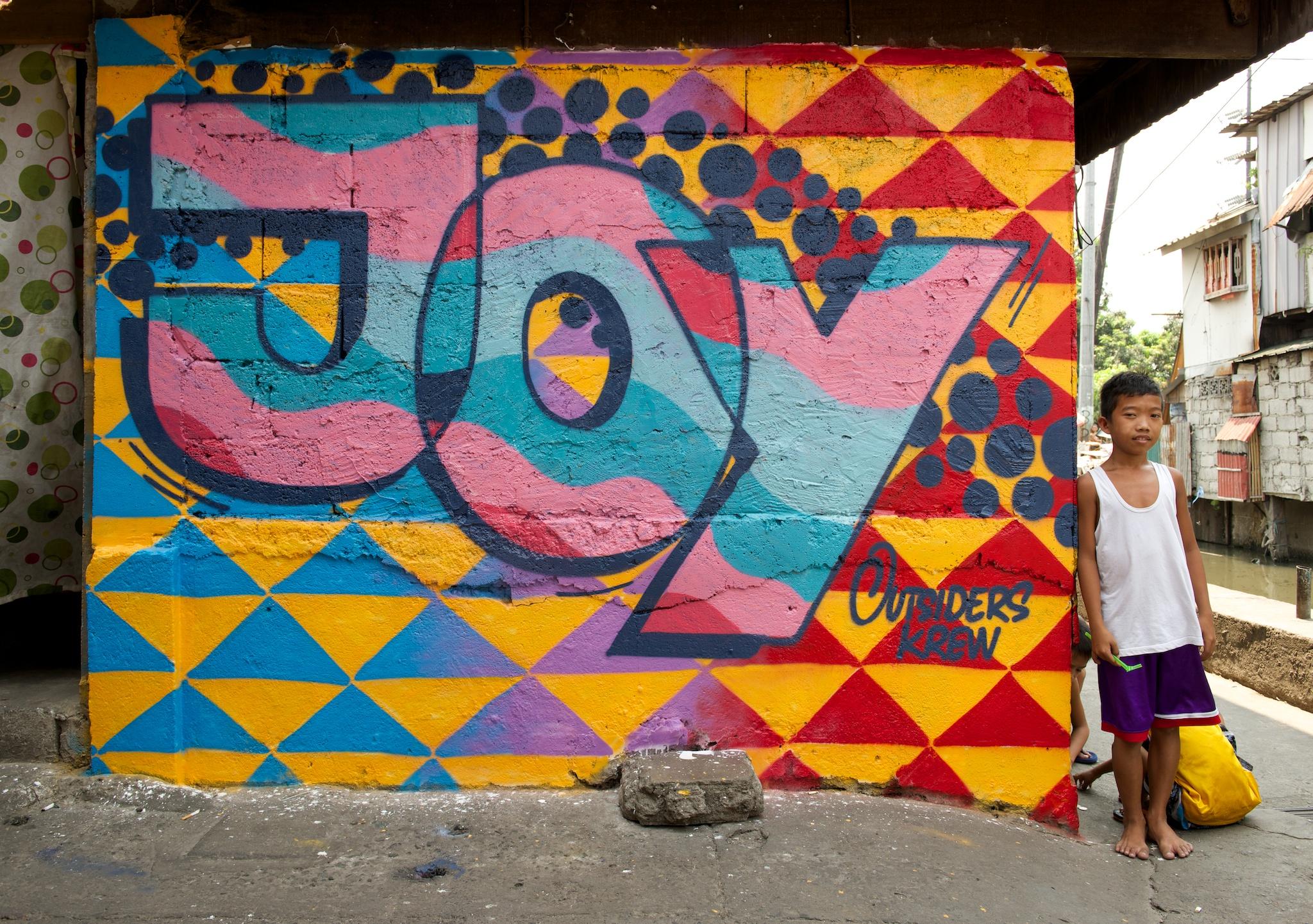 Graffiti Word Hope Gra...