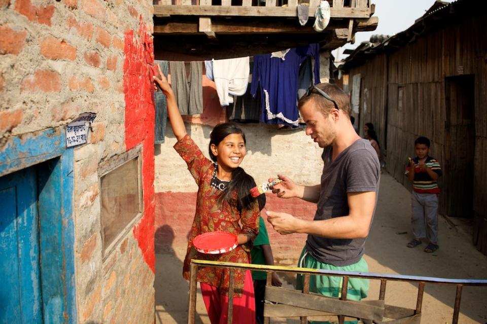 3 Kathmandu 2014 ©Spag - Outsders Krew 2
