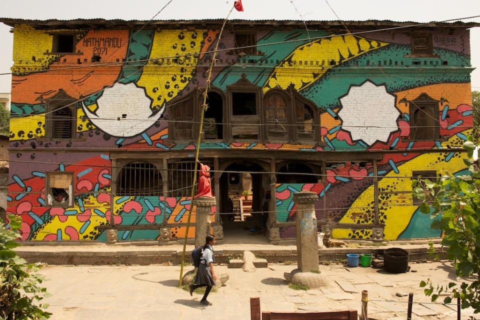 3 Kathmandu 2014 ©Spag - Outsders Krew 4